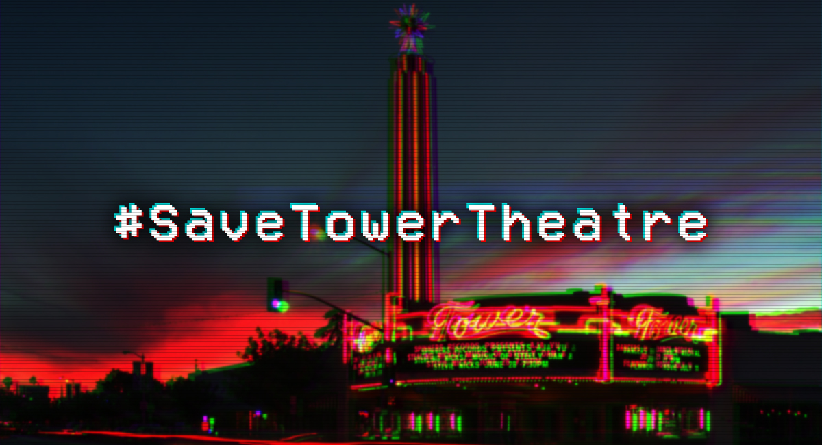 Regarding Tower Theatre